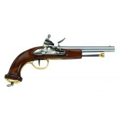 Pistolet Mamelouk à silex cal. 14,5 mm PISTOLET DE MAMELOUK-DPS370