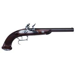 Pistolet Le Page à silex Lisse-DPS32745