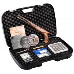 Pistolet TATHAM & EGG à silex calibre . 45 - Davide Pedersoli