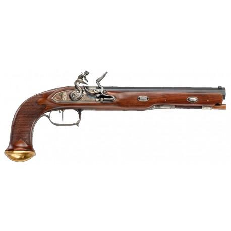 Pistolet à silex Boutet 1er Empire par Perdersoli