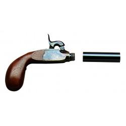Pistolet Derringer Liegi modèle standard à percussion - Calibre . 44