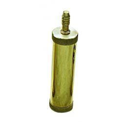 Poire à poudre tubulaire ajustable-RE1440