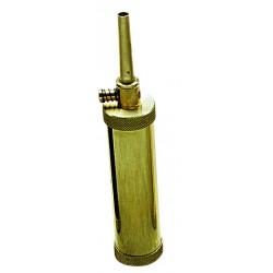 Poire à poudre tubulaire luxe avec valve calibre .44-RE1446