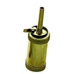 Poire à poudre tubulaire court cal. .44-RE1444