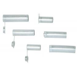 Boîte de 15 dosettes à poudre en plastique 50 grains-EN9270