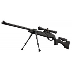 Carabine GAMO HPA IGT 19.9 joules cal. 4.5 mm + lunette 3-9 x 40 WR + bipied