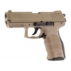 Pistolet 9 mm à blanc HK P30 Tan FDE