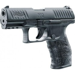 Pistolet 9 mm à blanc Walther PPQ M2 bronzé