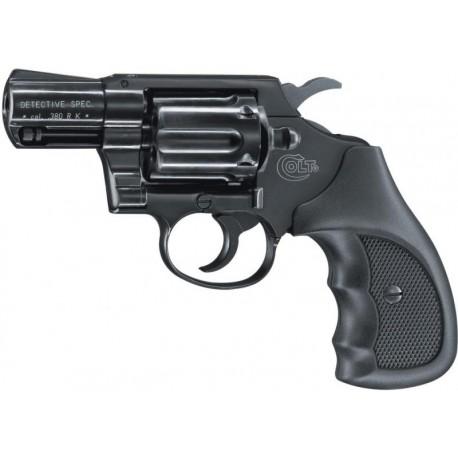 Revolver 9 mm à blanc Umarex Colt Détective Spécial bronzé