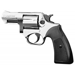 Revolver 9 mm à blanc Chiappa Kruger chromé