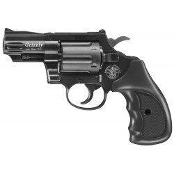 Revolver 9 mm à blanc Smith et Wesson Grizzly noir