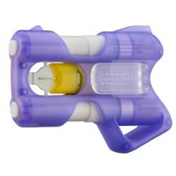 Guardian Angel III violet avec crosse pistolet