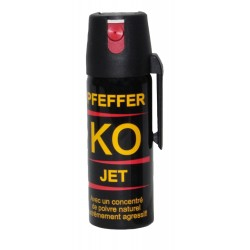 Aérosols gel poivre KO Jet Pfeffer