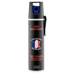 Aérosol GEL POIVRE ANTI-AGRESSION - 75 ml