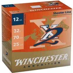 Cartouches de Trap Winchester X2 - calibre 12/70
