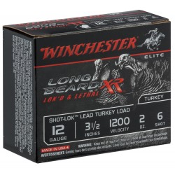 Cartouches Winchester XR long beard - Cal. 12/89 Winchester Long Beard XR - P. 6-MW3686