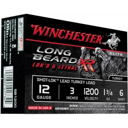 Cartouches Winchester XR long beard - Cal. 12/76 Winchester Long Beard XR - P. 6-MW3683