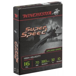 Cartouches Winchester Super Speed - Cal. 16/70 SPEED, culot de 16, N°6-MW1166