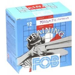 Cartouches Fob de sport Training - Cal.12/70 FOB TRAINING Cal.12-70 N°7.5-MF5075