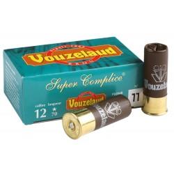 Cartouches Vouzelaud - Super Complice 70 - calibre 12/70