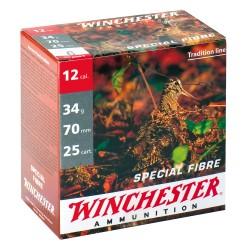Cartouches Winchester Spécial Fibre Cal. 20/70