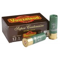 Cartouches Vouzelaud - Super Centenaire - calibre 12/70