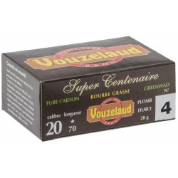 Cartouches Vouzelaud - Super Centenaire - calibre 20/70