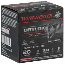 Winchester Drylock Acier nickelé Cal. 20/76