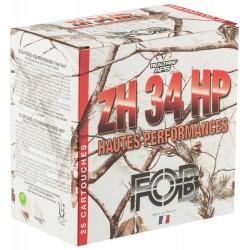 Cartouches Fob ZH Acier haute performance Cal. 12/70