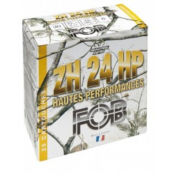 Cartouches Fob ZH Acier haute performance Cal. 20/70