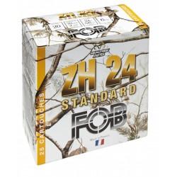 Cartouches Fob ZH 24 Acier Standard Cal. 20/70
