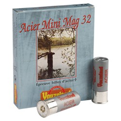 Cartouches Vouzelaud - Acier Mini Mag 32