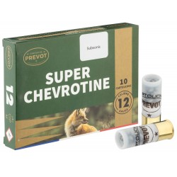 Cartouches Prevot chevrotines subsonique - Cal. 12/67-MP312