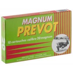 Cartouches Prevot chevrotines - Cal. 20/76-MP370