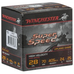 Winchester Super Speed - calibres 28/70