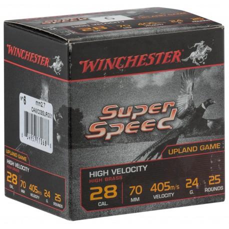 Winchester Super Speed - calibres 28/70