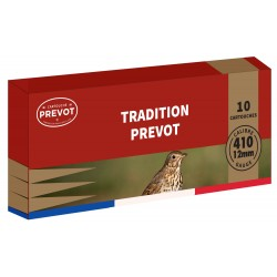 Prevot cartouches subsoniques Cal. 410-76