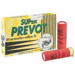 Cartouche Prévot Super Boure Jupe cal 28/65