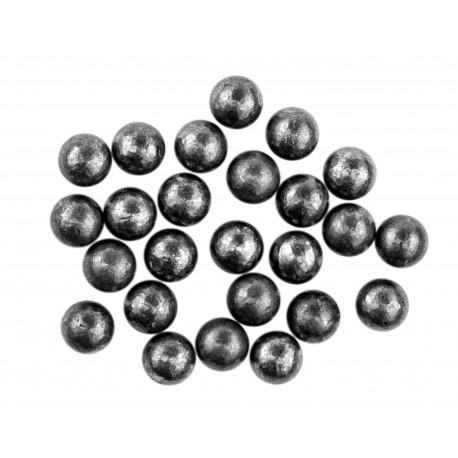 Balles rondes H&N en plombs Cal. 31 à 45