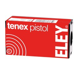 Cartouches Eley Tenex Pistol cal. 22 LR-MD910