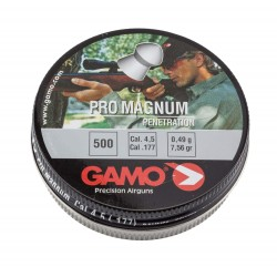 Plombs Pro Magnum tête pointue cal. 4,5 mm-PB253