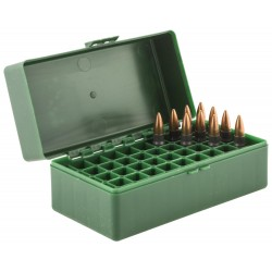 Boîte mégaline de rangement 50 munitions 7. 62 x 39