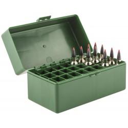 Boîte mégaline de rangement 36 munitions short Magnum