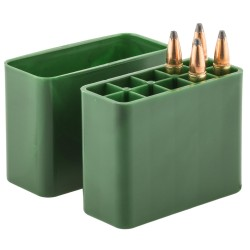 Boîte de rangement 10 munitions cal. 308Win au 9.3x74 Boîte Mégaline-MAL03230