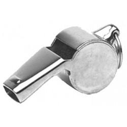 Sifflet Elless en cuivre nickelé à roulette Sifflet à roulette-COR161
