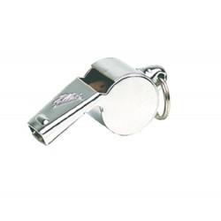 Sifflet en cuivre nickelé à roulette - Elless Sifflet à roulette-COR162
