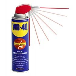 WD-40 en spray avec tête pro 2 jets