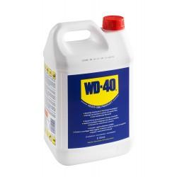 WD40 en bidon de 5 litres et un pulvérisateur vide