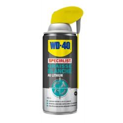 WD40 spray graisse blanche lithium