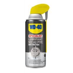 WD40 en spray lubrifiant sec au PTFE-WD121